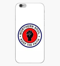 Northern Soul iPhone Case