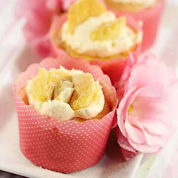 Butterfly Cream Cakes by Barbie