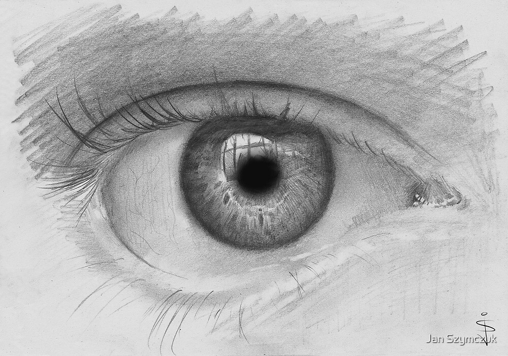 Eye by Jan Szymczuk