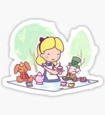 Very Merry Unbirthday Sticker