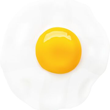 Healthy Fried Egg for Healthy Life by Under-TheTable
