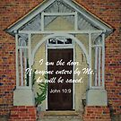I am the Door Bible Verse by EuniceWilkie