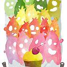 Free cupcakes! by nantia