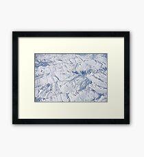 Alpine Vista Framed Print