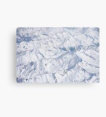 Alpine Vista Metal Print