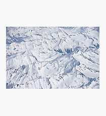 Alpine Vista Photographic Print