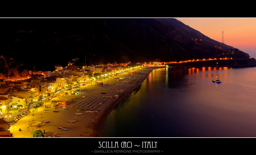 SCILLA by Gianluca Perrone