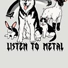 Listen To Metal by wytrab8
