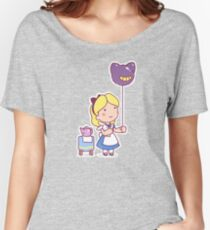 Little Alice Women's Relaxed Fit T-Shirt