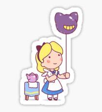 Little Alice Sticker