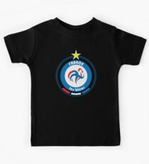 World Cup Football 7/8 - Team France Kids Clothes