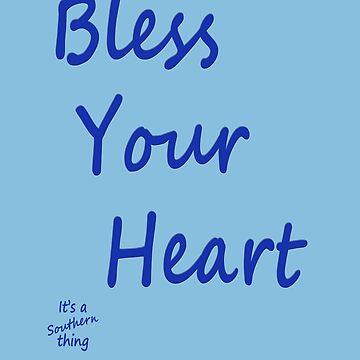Bless Your Heart by FrankieCat