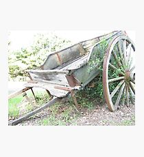 Wagon. Photographic Print