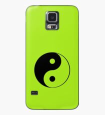 Yin Yang by 'Chillee Wilson' Case/Skin for Samsung Galaxy