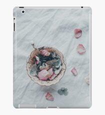 Teacup of Petals iPad Case/Skin