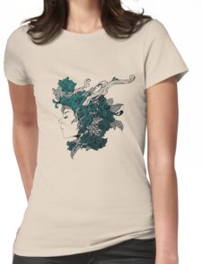 We Gathered in Spring Womens Fitted T-Shirt