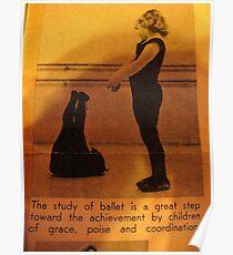 Poise: Ballerina  Poster