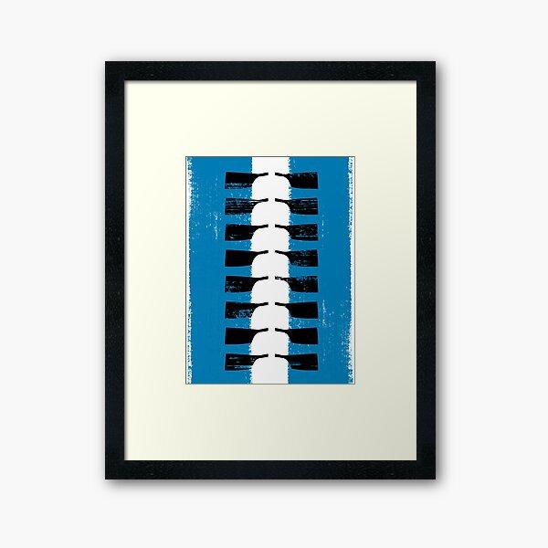 Rowing Boat 1 Framed Art Print