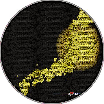 Japan by Numbers by RootCat by Grimm-Land