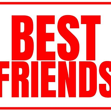 Best friends - English by RTSM