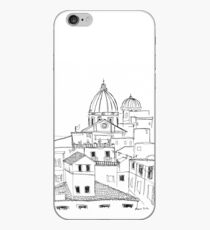 Rome From Above  iPhone Case