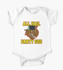 All Hail Party God - Adventure TIme Kids Clothes