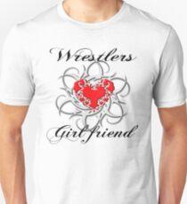 wrestlers girlfriend Unisex T-Shirt