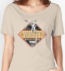 victory varsity Women's Relaxed Fit T-Shirt