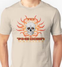 skull flame tatoo T-Shirt