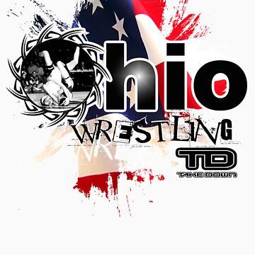 ohio wrestler by takedown