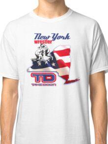 new york wrestler Classic T-Shirt