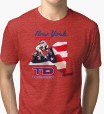 new york wrestler Tri-blend T-Shirt