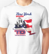 new york wrestler T-Shirt