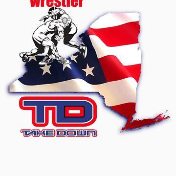 new york wrestler by takedown