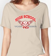 high school wrestler Women's Relaxed Fit T-Shirt