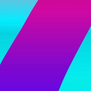 Purple blue by RTSM