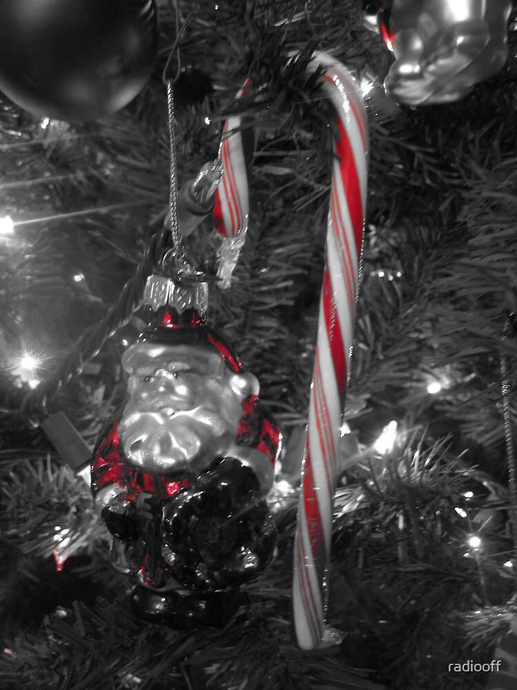 christmas, by radiooff