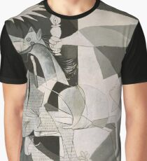 Picasso Guernica Graphic T-Shirt