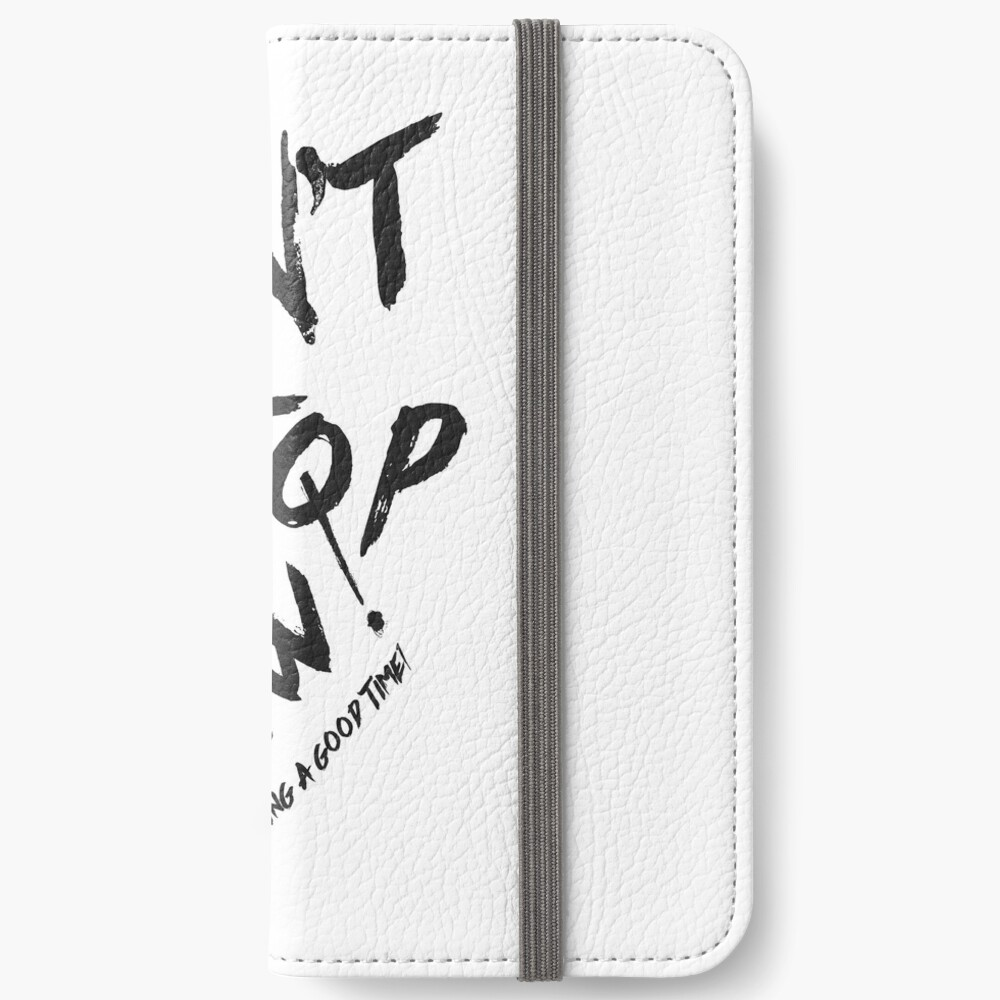 Having a good time iPhone Wallet