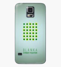 Street Fighter - Blanka Case/Skin for Samsung Galaxy