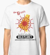 Camiseta clásica B-52s - PLANETA SALVAJE