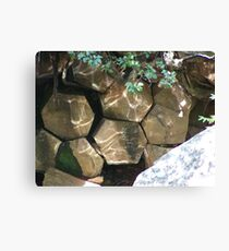 Amazing Rocks Canvas Print