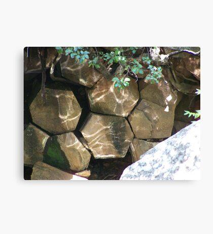 Amazing Rocks Canvas Print
