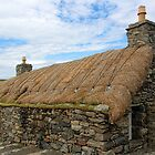Gearrannan Blackhouse - Isle of Lewis, Outer Hebrides by Marilyn Harris