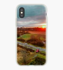 Vinilo o funda para iPhone Fotografía de Jeep Sunset
