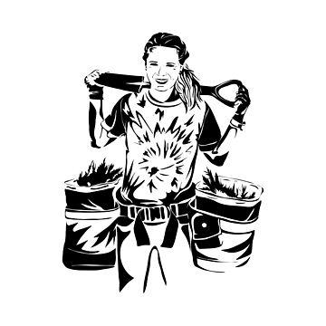 Treeplanter - Bretaña de jessannjo