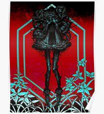 Disorder Rose Poster