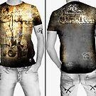 Vintage Tshirt Men collection by h3oConceptz