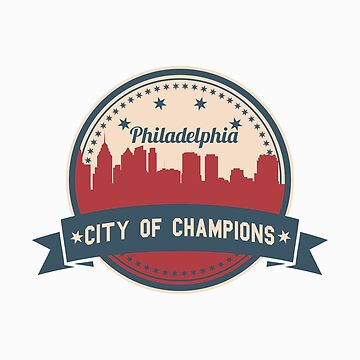 Funny Champion - Philadelphia City Of Champions - Elite Best First Humor by stuch75