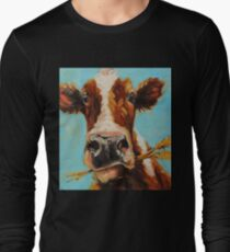 145a0cb77 Holstein Cattle - Holstein Cow Painting - Holstein Cow Gift - Gift For Cow  Lovers Long